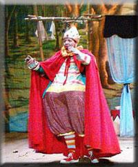 Los fantasmas del rey invaden el teatro Luisela Díaz