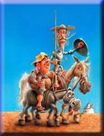 El Chichón estrena Episodios del Quijote
