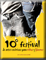 <strong>ENCUENTRO TEATRALIA 2006</strong>