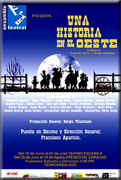 <strong>EL LEJANO OESTE LLEGA A ESCENA 8</strong>