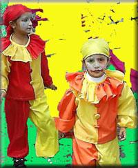 """<strong>Tercer Encuentro de Teatro para Niñ@s """"GUAGUAS DE MAÍZ, 2006""""</strong>"""