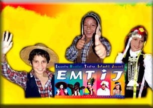 <strong>2° ENCUENTRO MUNDIAL DE TEATRO INFANTIL-JUVENIL</strong> Chile, 2007