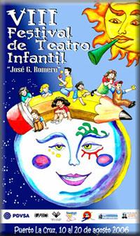 VIII FESTIVAL DE TEATRO INFANTIL José G. Romero