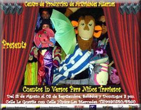 <strong>Cuentos In Versos para Niños Traviesos</strong>