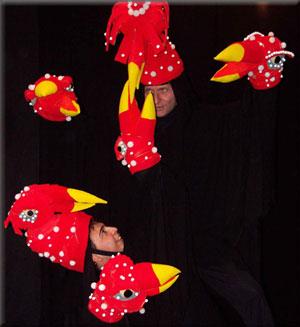 Teatro IATI abre el 2007 con una pieza para niños