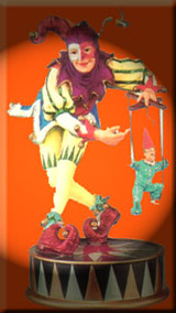 <strong>TALLER MONTAJE 2007 : Teatro y Títeres Cantalicio UCV</strong>