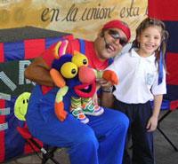 <strong>TITIRITON VISITA las ESCUELAS del Municipio ANACO</strong>