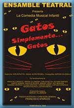 <strong>LOS GATOS DE ENSAMBLE TEATRAL</strong>