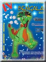 <strong>PROGRAMA DEL IV FESTIVAL INTERNACIONAL DE TEATRO Y TÍTERES : BENGALA 2005</strong>