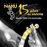 <strong>TEATRO NAKU 15 AÑOS EN ESCENA: dando VIDA a lo inanimado</strong>