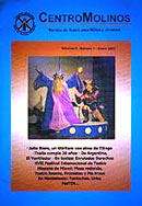 <strong>Presentación del TERCER Número de la Revista CentroMolinos en la sala LOLA FERRER </strong>